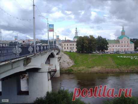 Мост через Днепр в Смоленске   ---   Bridge In Smolensk  Free Stock Photo HD - Public Domain Pictures