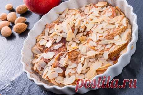 Баварский яблочный торт - Рецепты на FreshMAG