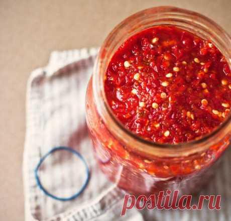 Сербский соус — Sloosh – кулинарные рецепты