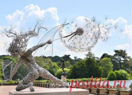 The most creative sculptures of the world which are remembered forever!