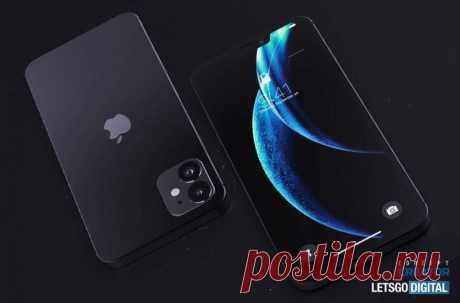 Красивая демонстрация, как может выглядеть самый маленький iPhone 12. Он компактнее iPhone SE | TB Magaz