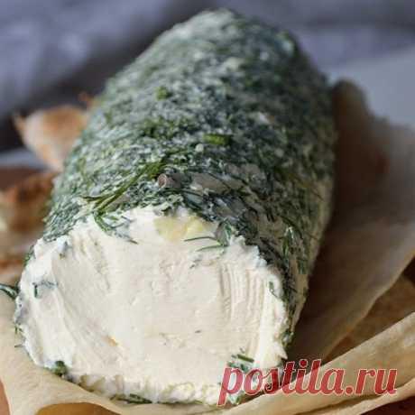 Сливочный домашний сыр — Чудо поваренок