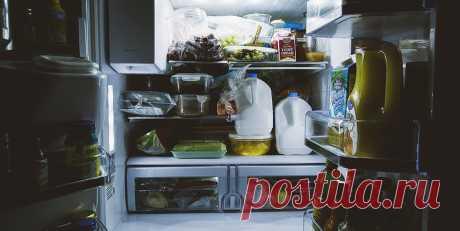 5 способов быстро убрать запах из холодильника :: Жилье :: РБК Недвижимость