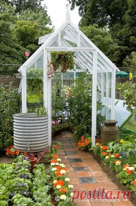Las casitas de jardín (Garden shed)