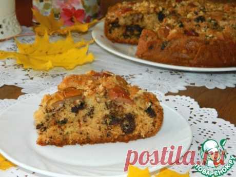 Осенний пирог – кулинарный рецепт