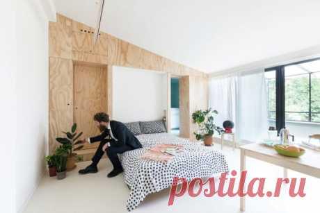 Планы домов до 50 квадратных метров: 26 более полезных примеров маломасштабной жизни - Arch2O.com