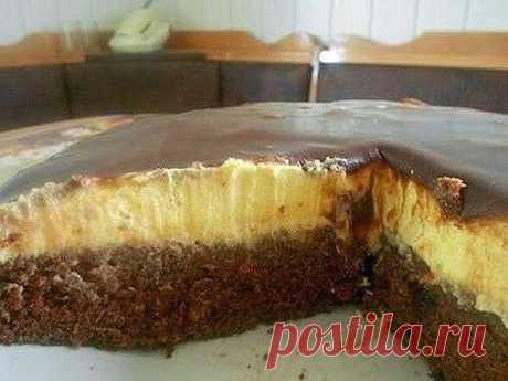 Тортик «Эскимо»… — Золотые рецепты