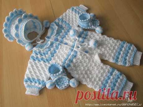 Комплект новорожденному