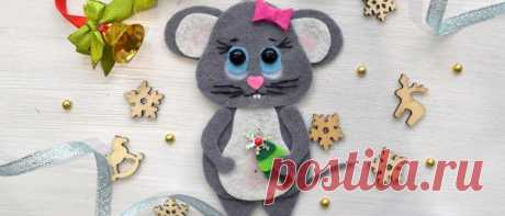 Поделка крыса своими руками: мастерим новогодний талисман 2020 Сделайте символ 2020 года Крысу своими руками. Создайте крутую поделку из фетра, ткани или бумаги: смотрите идеи на фото и видео, изучайте мастер-классы.