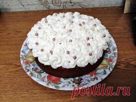 "Знаменитый торт-пирог ""Три молока"" | HandMade39.Ru | Яндекс Дзен"