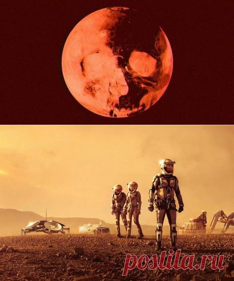 Как будет мутировать человечество на Марсе