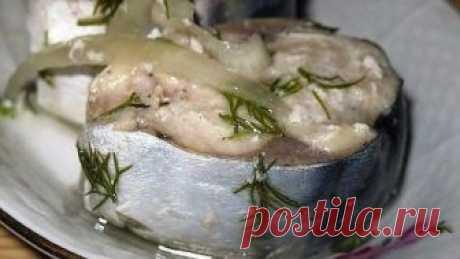 Сагудай из скумбрии. Сто раз так делала... Пальчики оближешь!  Сагудай-это закуска из свежей рыбы, распространенная на севере России.