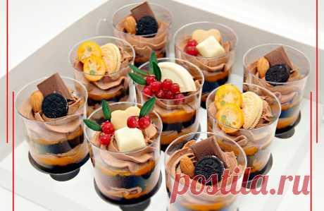 😊От такого английского десерта очень сложно отказаться. Нежный сливочный вкус с фруктовыми нотками🍓Вкуснятина. | Заметки кулинара👩🍳 | Яндекс Дзен