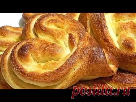 МОСКОВСКАЯ ПЛЮШКА  по ГОСТу / Moscow bun