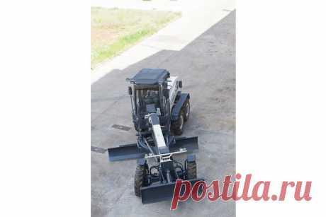 Купить грейдер 18.05 в Минске   Автогрейдер ГС 18.05, технические характеристики, фото