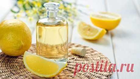 Лимонное масло  / Удивительная еда!