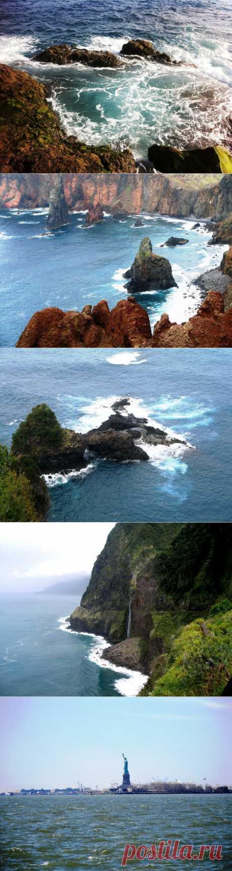 (+1) тема - Океаны. Виды | Фотоискусство