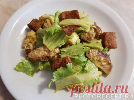 Салат с куриной грудкой - подборка сытных рецептов