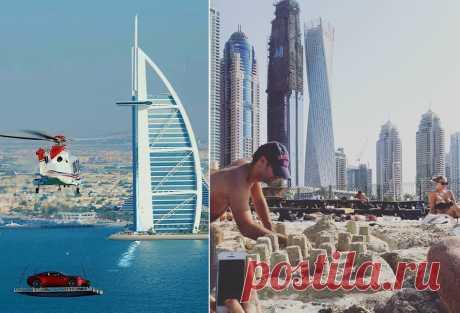 Фото из жизни в Дубае, которые не всегда можно понять