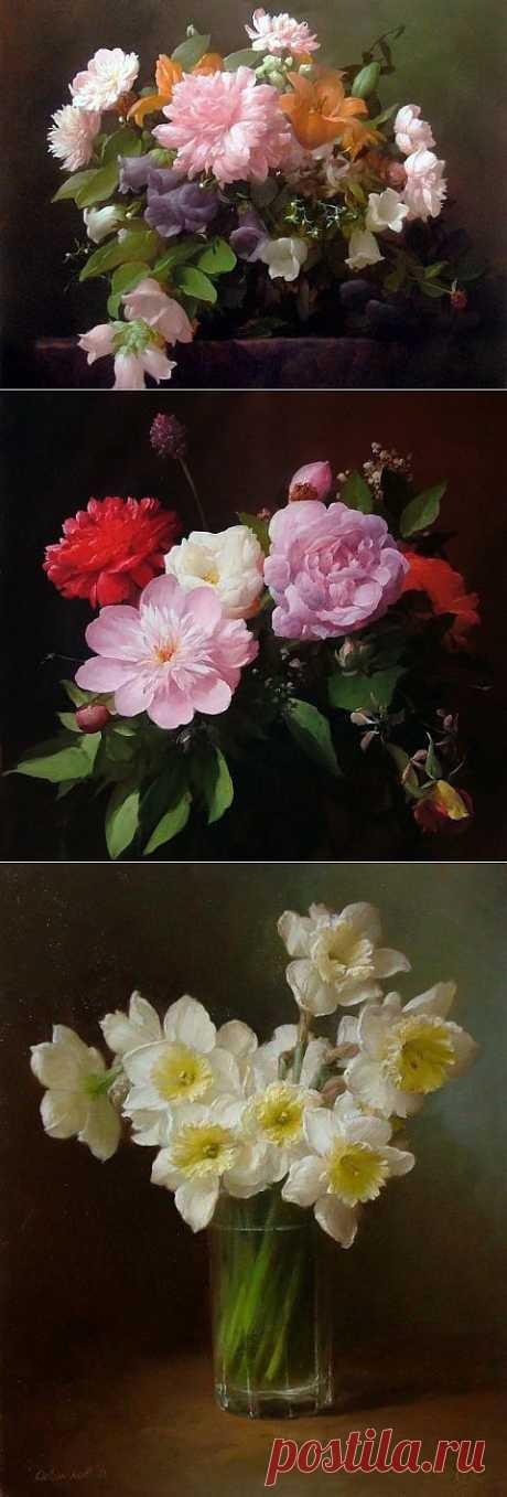 Реалистичная живопись Дмитрия Севрюкова | Искусство