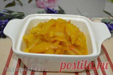 Фруктовая сальса из груши и манго с облепиховым соком - Хлебопечка.ру