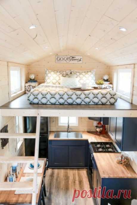 Уютный дачный домик как с картинки. Хочется жить в таком? Ещё как! Показываем, как можно превратить крошечную дачу в зону релакса, которой захочется похвастать в соцсетях