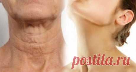 Простые способы о том, как заставить шею выглядеть моложе - это просто потрясающе Будьте красивы!