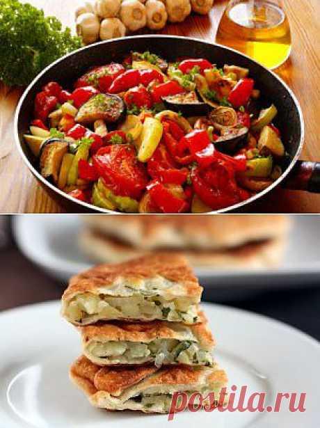 Плацинды с картошкой | Вкусные Рецепты