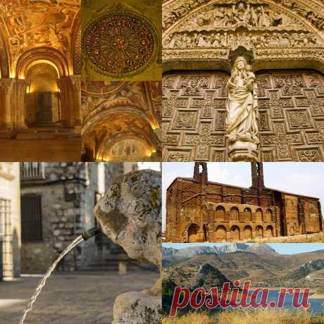 Провинция Леон | Туризм в Испании Леон (провинция) - входит в состав автономного сообщества Кастилия и Леон, экскурсии в Леоне с гидами на русском языке на 2018 - 2019 год