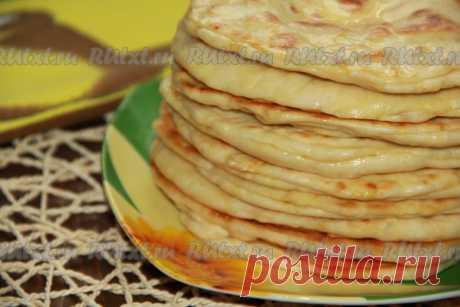 Хачапури с сыром по-быстрому - 11 пошаговых фото в рецепте