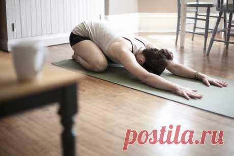 Домашняя йога для гибкости тела