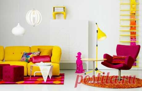 8 эксцентричных идей для интерьера | flqu.ru - квартирный вопрос. Блог о дизайне, ремонте