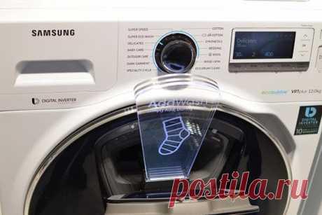 Новые функции и новинки стиральных машин 2019-2020 — искусственный интеллект на страже чистоты
