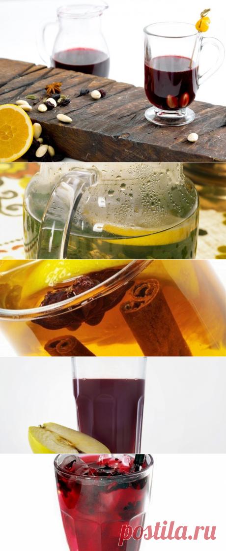 6 зимних напитков на основе вина - на сайте «Афиша-Еда»