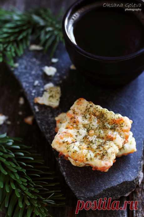 Сырное печенье и остатки елочки )) - sovenok_ksu — LiveJournal