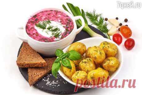 Литовский холодный борщ: рецепт от актрисы Татьяны Лютаевой: пошаговый рецепт c фото