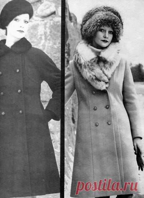 советские пальто фабрики вымпел модели: 1 тыс изображений найдено в Яндекс.Картинках