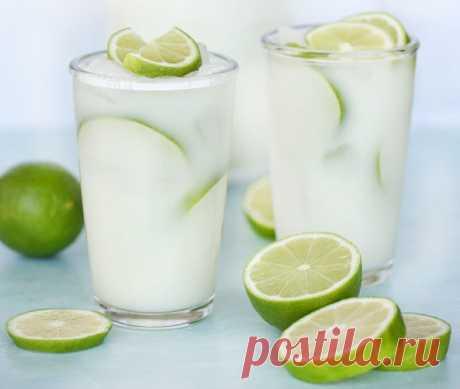 Бразильский лимонад — Sloosh – кулинарные рецепты