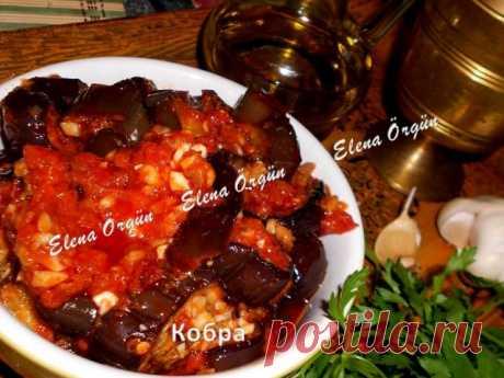 La cobra | la cocina Rusa