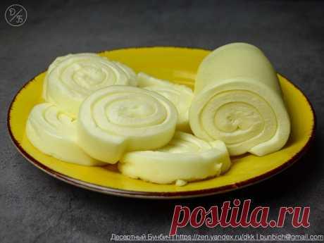 Рецепт популярного у молодежи желейного рулета. Приготовил, показываю, что получилось🍥 | Десертный Бунбич | Яндекс Дзен