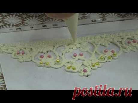 Делаем заготовки на детский тортик