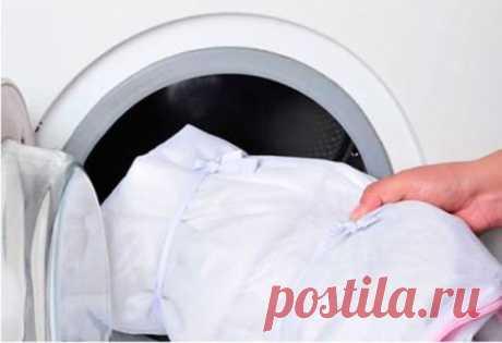 Как стирать тюль в стиральной машине автомат: режимы, средства, сушка