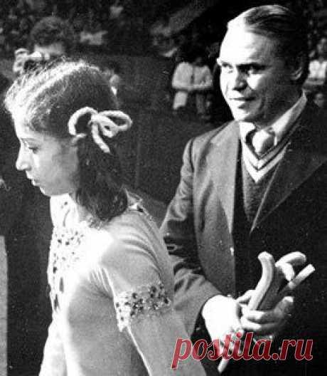 Станислав Жук и Елена Водорезова