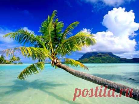 Сказочный остров Бора-Бора