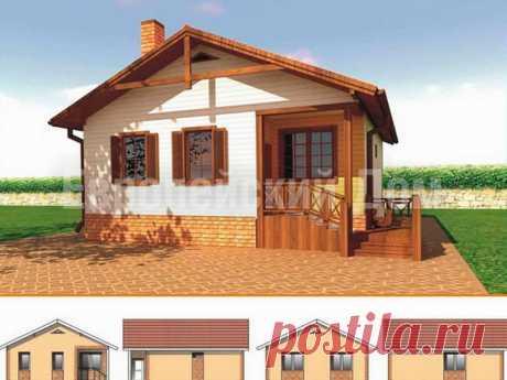 Проект Уютный Дом - 028 | Построить, цена, отзывы