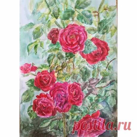 Photo by Образцова Любовь on June 22, 2020. На изображении может находиться: цветок и растение.