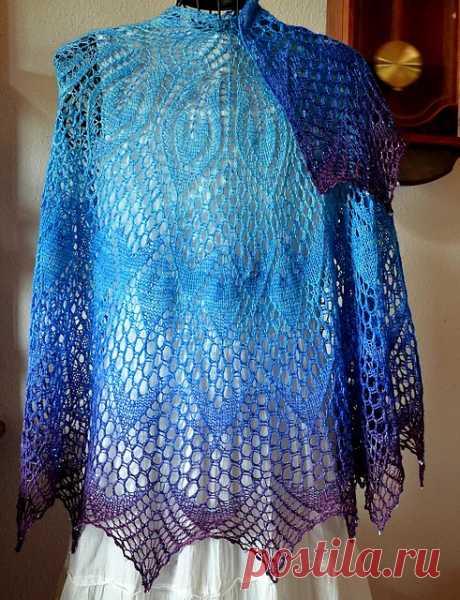 Ravelry: Abby's Parasol & Shawl pattern by Kristi Holaas