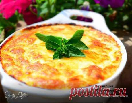 Кабачковое суфле под сырной шапкой рецепт 👌 с фото пошаговый | Едим Дома кулинарные рецепты от Юлии Высоцкой