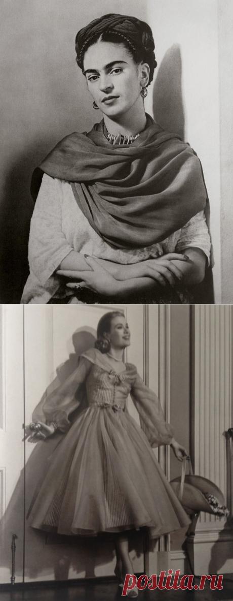Коллекция «Вечная муза»: 12 изображений культовых знаменитостей