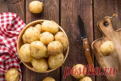 10 крутых картофельных лайфхаков